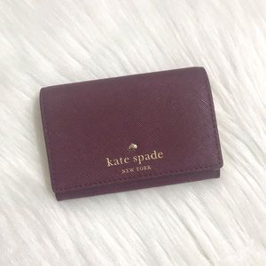 NWT! Kate Spade Mikas Pond Christine Card Case